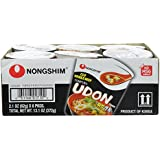 Nongshim Tempura Udon Noodle Cup, 2.18 Ounce (Pack of 6)