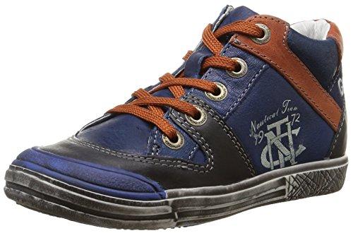 Catimini - Coregone, Sneakers per bambini e ragazzi, blu (vtc marine/rouille dpf/fans), 24
