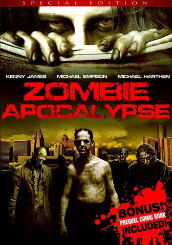 Cover art for  Zombie Apocalypse (Special Edition with Comic Book)