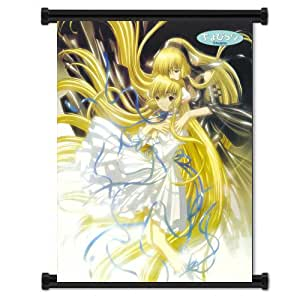 "Chobits Anime Fabric Wall Scroll Poster (16x20"") Inches"