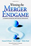 img - for Winning the Merger Endgame: A Playbook for Profiting From Industry Consolidation book / textbook / text book