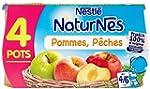 Nestl� B�b� Naturnes Pommes P�ches -...