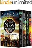 The New Agenda Series Box Set: The City Center/The New Agenda/The Mainframe/The Torrent