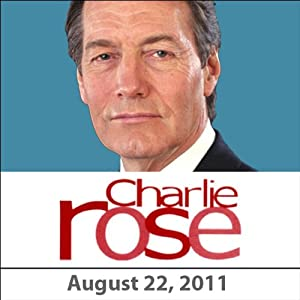 Charlie Rose: Tyne Daly, Terrence McNally, and Chris Licht, August 22, 2011 Radio/TV Program