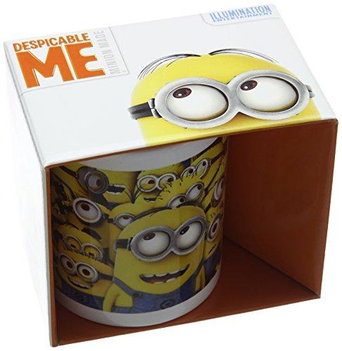 Despicable Me - Tazza di ceramica, soggetto: Minion di Cattivissimo Me 2