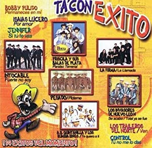 Various Artists - Ta'con Exito - Amazon.com Music