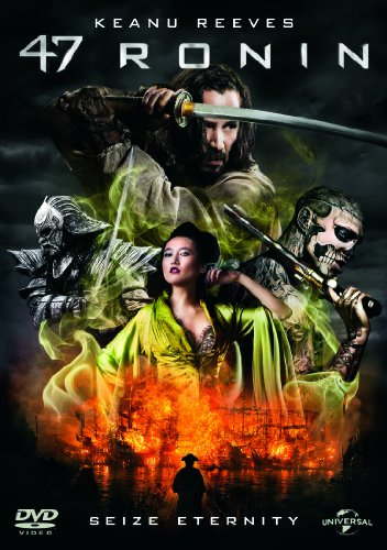 47 Ronin [DVD + UV Copy] [2014]