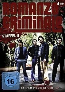 Romanzo criminale - Staffel 2 [4 DVDs]