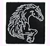 Lipizzaner, Horse, Western, Riding, Iron on Patch Badge