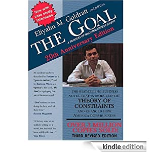 the goal a process of ongoing Amazoncom: the goal: a process of ongoing improvement: revised third  edition (audible audio edition): eliyahu m goldratt, jeff cox, ensemble cast,.