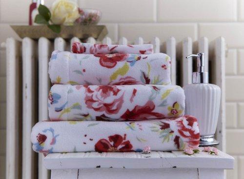 CATH KIDSTON GREENWICH ROSE BATH TOWEL