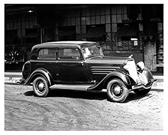 1934 dodge six 2 door sedan factory photo at amazon 39 s for 1934 plymouth 2 door sedan