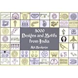 5000 Designs and Motifs from India (Dover Pictorial Archive) ~ Ajit Mookerjee