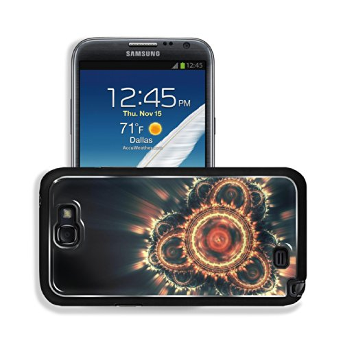 Patterns Range Light Shine Glow Samsung Galaxy Note 2 Snap Cover Premium Aluminium Design Back Plate Case Customized Made To Order Support Ready 6 Inch (152Mm) X 3 2/8 Inch (82Mm) X 4/8 Inch (13Mm) Luxlady Galaxy Note 2 Professional Metal Cases Touch Acce front-626886