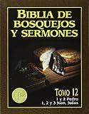 Biblia de bosquejos y sermones: Pedro, Juan, Judas (Biblia de Bosquejos y Sermones N.T.) (Spanish Edition) (0825410177) by Anonimo