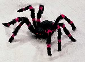 Monstruo Araña gigante Rojo / Negro Medium