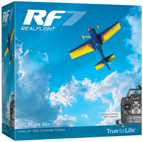Great Planes Rf7 Interlink Mode 2 Real Flight Stimulator
