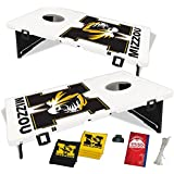 Baggo 1899 University Of Missouri Tigers Complete Baggo Bean Bag Toss Game