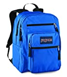 JanSport Big Student Classics Series Daypack, Blue Streak