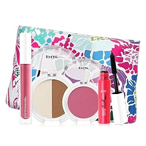 Pur Minerals Flawless in Bloom Collection (Pur Big Look compare prices)