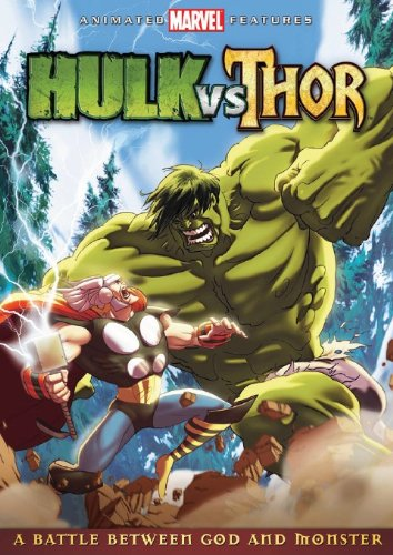 Hulk Vs. Thor Cover