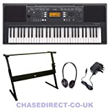 Yamaha Digital Keyboard PSR-E343 With 61 Keys Limited Offer By Chase