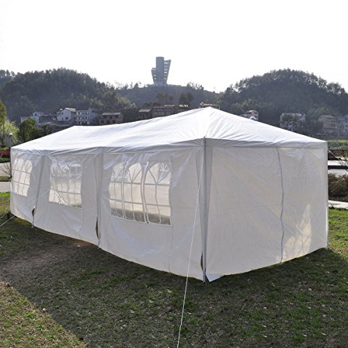 Tangkula 10 X30 Canopy Party Outdoor Wedding Tent Heavy