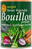 Marigold Vegetable Bouillon Powder 1000g