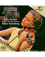 Peter Ilyich Tchaikovsky: Violin Concerto in D, Op. 35 [Hybrid SACD]