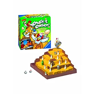 Ravensburger Chuck-It Chicken Game