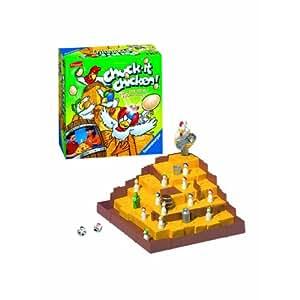 Ravensburger Chuck-It Chicken Game