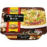 マルちゃん 世界のグル麺アヒージョ焼そば 107g×12食
