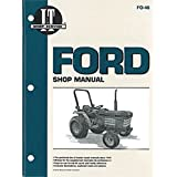 FO46 New Ford / New Holland Shop Manual 1120 1220 1320 1520 1720 1920 2120