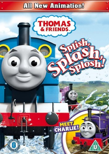Thomas And Friends - Splish, Splash, Splosh [DVD] [2009]