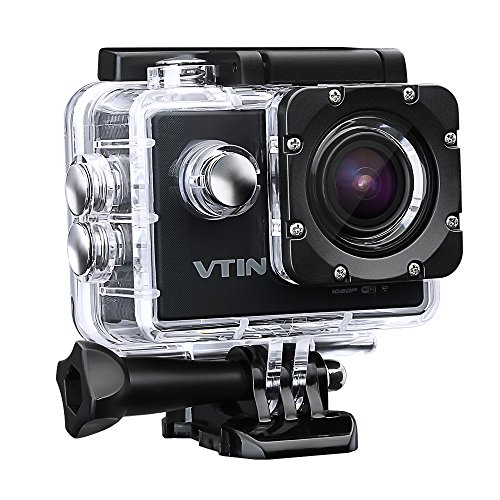 VicTsing 2.0 Inch Full HD WIFI Sport Action Camera