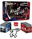 """Freddy vs. Jason """"Killer"""" Trivia"""