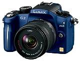 Panasonic デジタル一眼カメラ G2レンズキット(14-42mm/F3.5-5.6付属) コンフォートブルー DMC-G2K-A