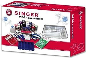 Singer 501639 Mega Box d'Accessoires pour Couture