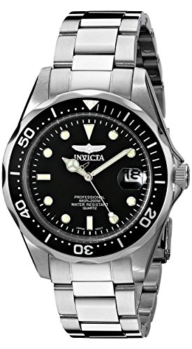 "Invicta Men's 8932 ""Pro Diver Collection"" Stainless Steel Bracelet Watch image"