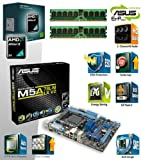 ADMI AMD Athlon II X2 250 3.0Ghz Dual Core – Asus M5A78L-M LX V2 DDR3 Micro ATX Motherboard – 4GB DDR3 – Bundle ***PRE-ASSEMBLED & TESTED by ADMI***