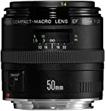 Canon EF Macro-objectif 50 mm f/2.5