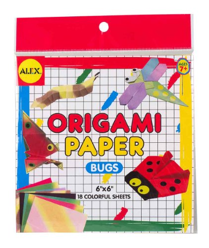 ALEX Toys Origami Paper Bugs - 1