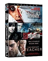 Complot - Coffret 3 Films : Christie's Revenge + Sex Conspiration + The Perfect