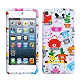MyBat Dog Lifestyle Protector Cover for iPod touch 5