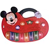 Amazon Com Disney Mickey Mouse Clubhouse Musical Keyboard