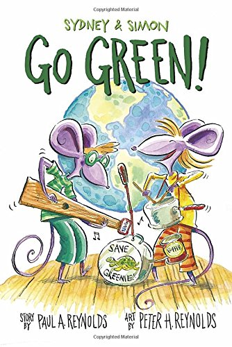 Sydney & Simon: Go Green!