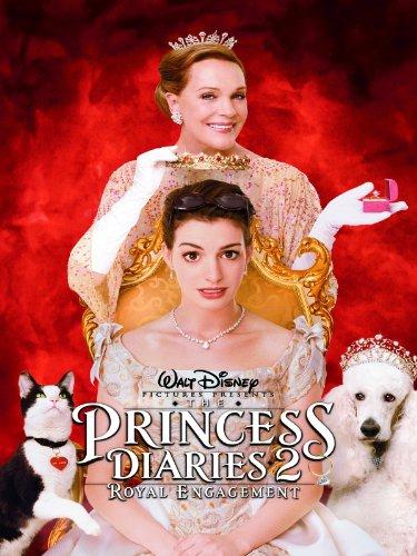 Amazon Com The Princess Diaries 2 Royal Engagement Anne