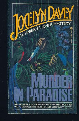 Image for Murder in Paradise (Ambrose Usher Mysteries)