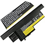 7800mAh Battery for IBM LENOVO ThinkPad X60 X60s X61 X61S FRU 93P5027 FRU 93P5028