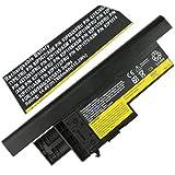 7800mAh Battery for IBM LENOVO ThinkPad X60 X60s X61 X61S FRU 93P5027 FRU 93P5028